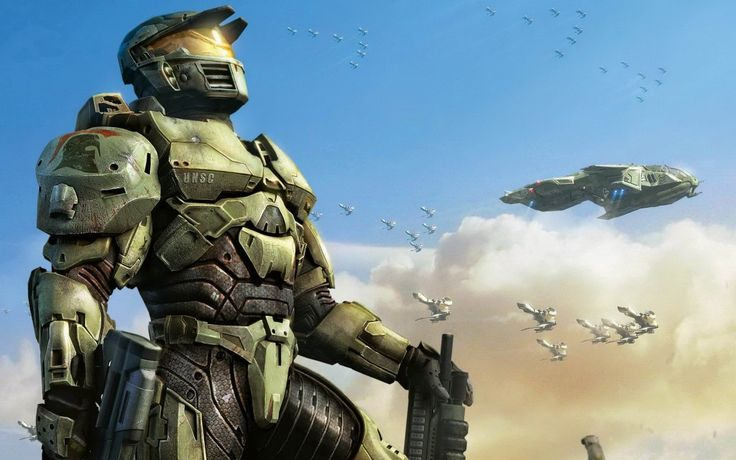 Halo on Xbox One Continues the Halo Legacy From Halo 4