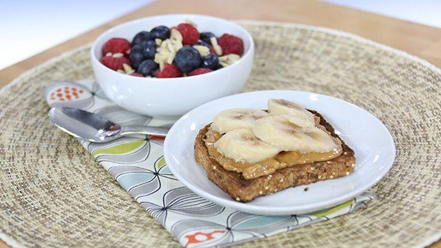 300 Calorie Breakfast #WeightLoss