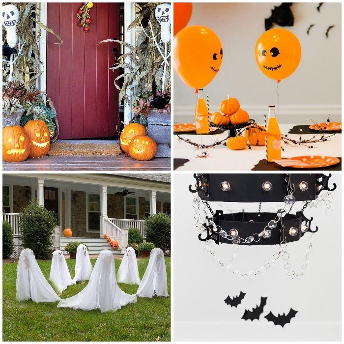 1001 Ideen Wie Sie Eine Coole Halloween Deko Selber Machen Halloween Deko Selber Machen Halloween Deko Fur Draussen Deko Selber Machen