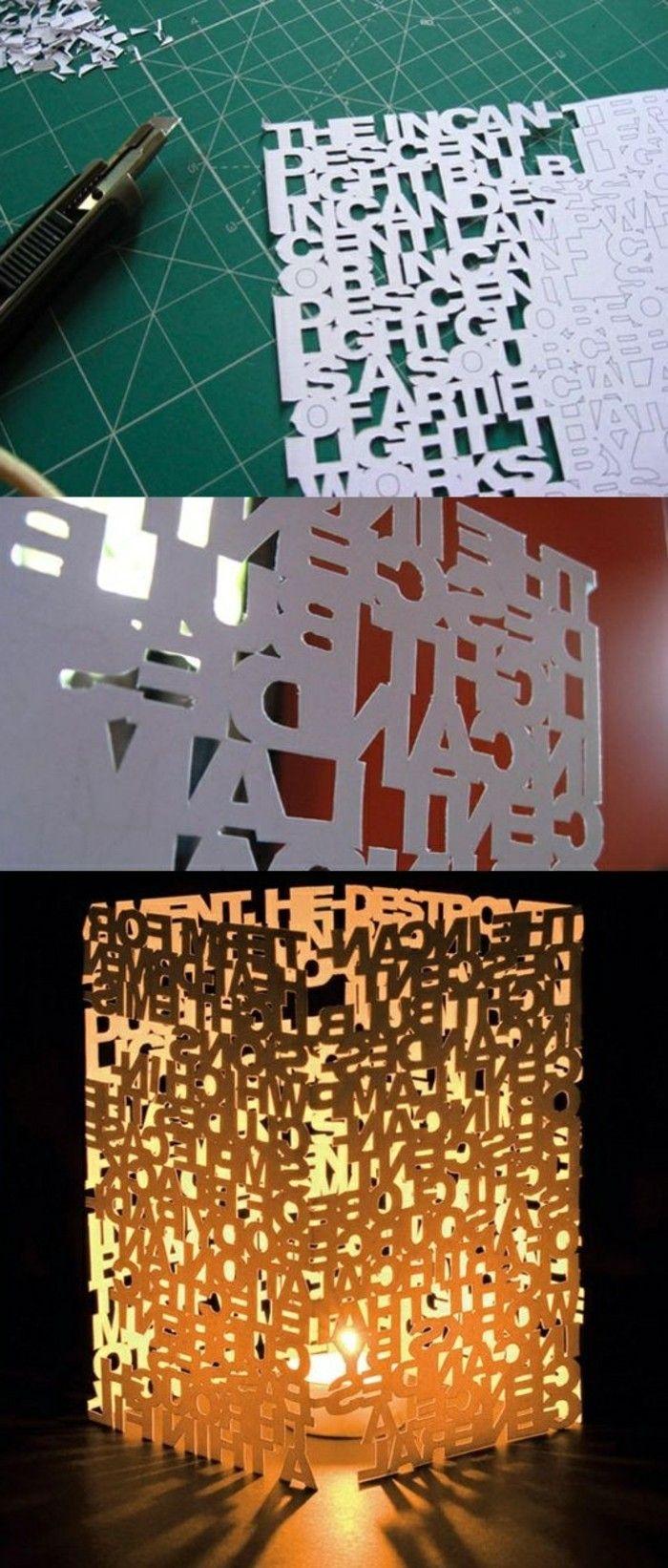 30 besten Lampen (selber machen) Bilder auf Pinterest   Wohnideen ...