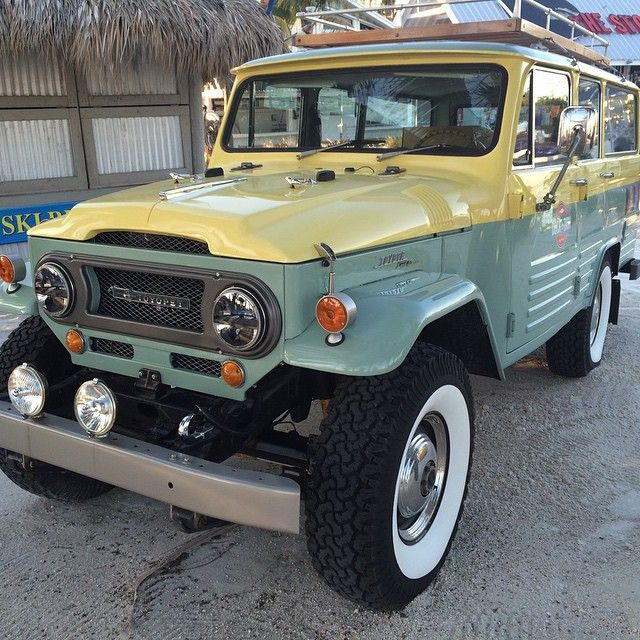 FJ45LV Land Cruiser