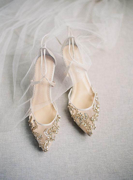 a567633d5 Bella Belle Frances Embellished Kitten Heel Pump | Bridal Style in ...