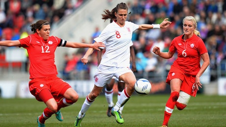 Canadian women's soccer team falls to England in friendly - http://f3v3r.com/2013/04/07/canadian-womens-soccer-team-falls-to-england-in-friendly/