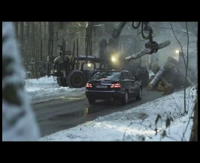 Sorry! | Mercedes-Benz commercial