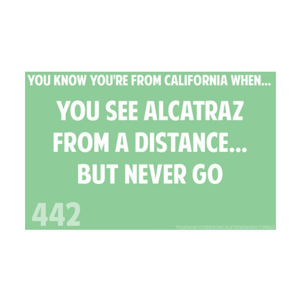 you know you're from california when... found on Polyvore
