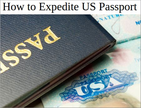 The fastest and most reliable way to get a passport in a hurry is to use a registered passport expediting company. From start to finish, the passport expediting company will make sure that your processing is done as quickly as possible. Check out our guide to find the process of getting an expedited passport step-by-step. Also check out the video to have a quick overview.