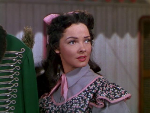 Katherine Grayson as Magnolia in Show Boat - 1951