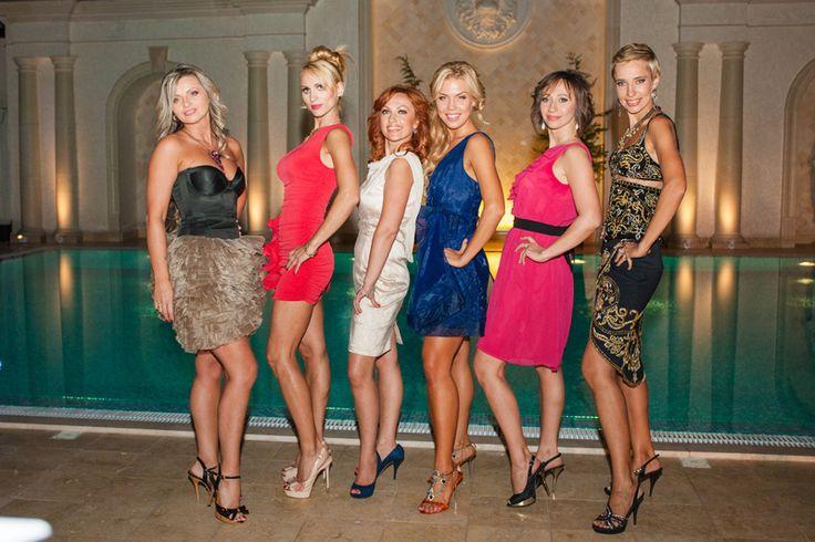 Вечеринка знакомств в рамках конкурса «Миссис Украина - 2012»