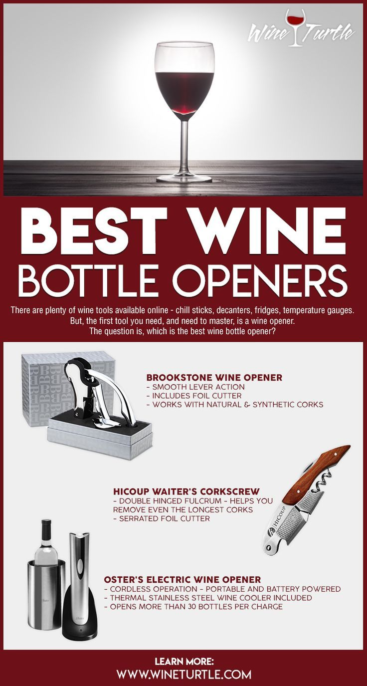 Best Wine Openers Top Reviews Picks For 2020 Wine Turtle Best Wine Bottle Opener Wine Opener Fun Wine Glasses