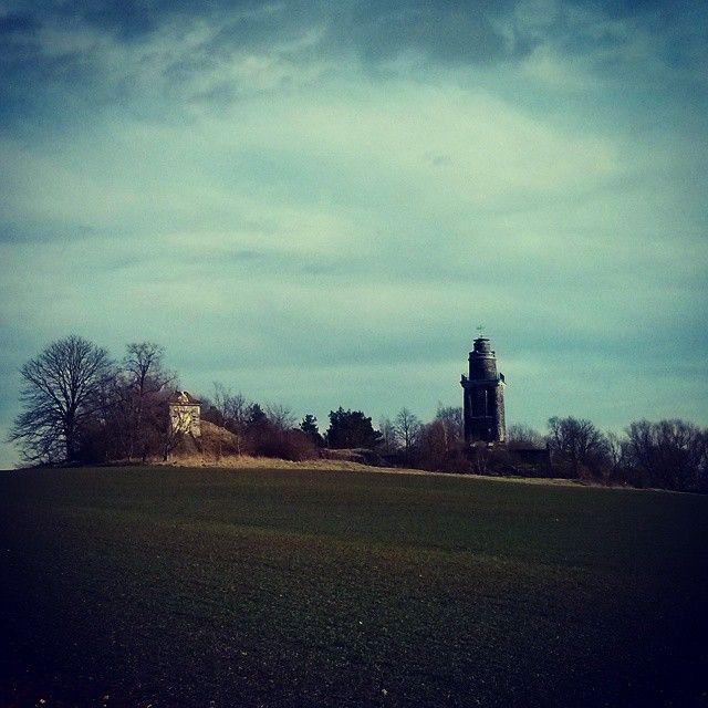 Kleiner Ausflug heute. Wachtelberg Mühlental, bei Wurzen.
