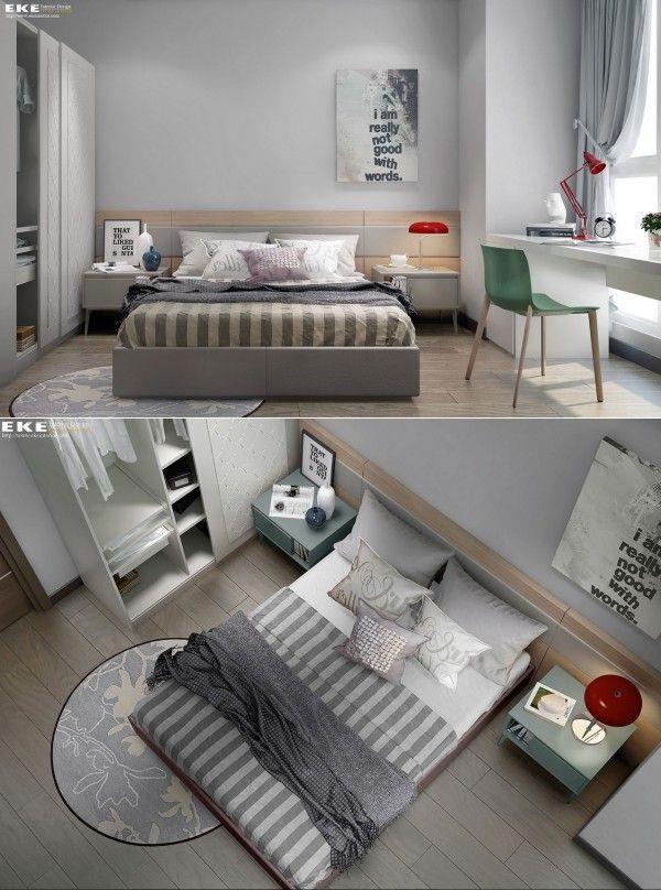 Bedroom Flooring And Rug