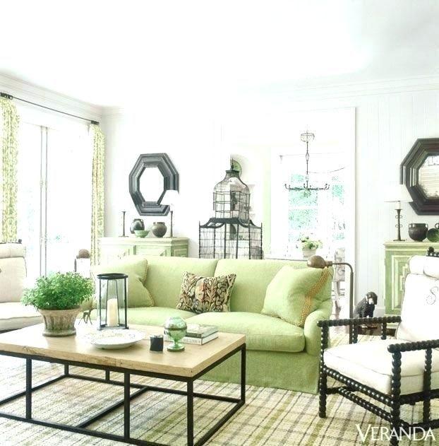 Light Green Sofa Decorating Ideas Green Sofa Living Room Green