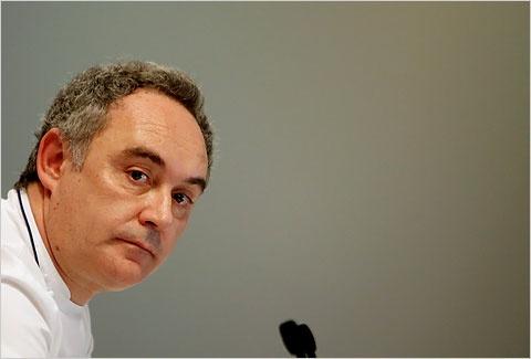 El Bulli Foundation: Ferran Adrià coordinará los próximos cinco años un curso de cocina en Harvard