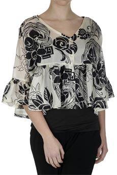 Camicia in seta #Jucca #moda #fashion