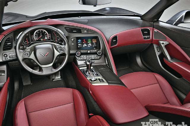 C7 Interior Gallery | Corvette stingray, Chevrolet ...
