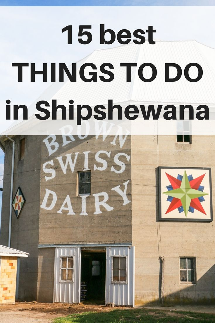 Fun Things To Do In Shipshewana Indiana With Kids