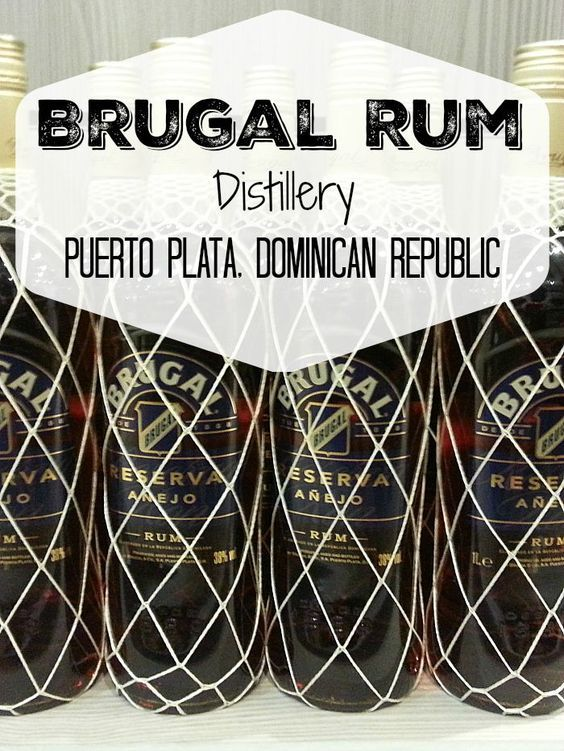 Brugal Rum Distillery - Puerto Plata, Dominican Republic