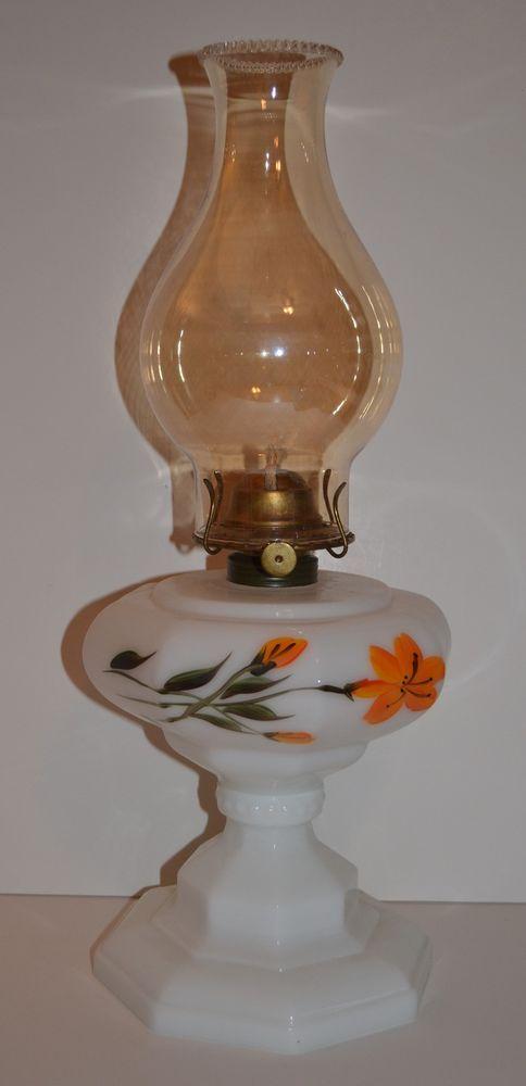 1031 best * Vintage & Primitive Oil Lamps * images on Pinterest ...