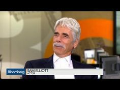 Sam Elliott on His Voice: It's All About Genetics - YouTube
