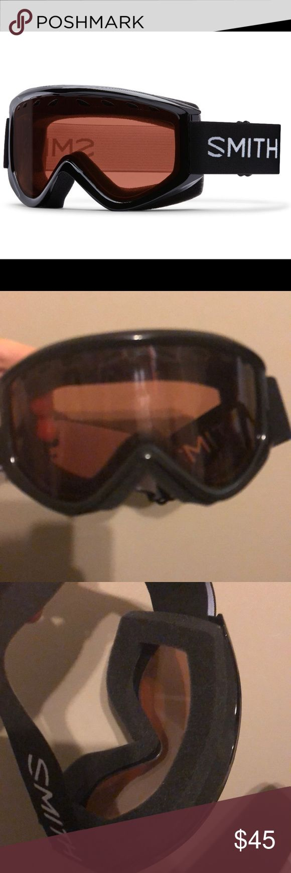 Smith goggles Great condition. Worn only one time. No damage. SMITH Accessories Sunglasses