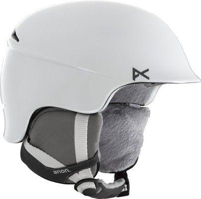 Anon Sonora Women's Snowboard Helmet - white - Snowboard Shop > Protective Snowboard Gear > Snowboard Helmets > Women's Snowboard Helmets