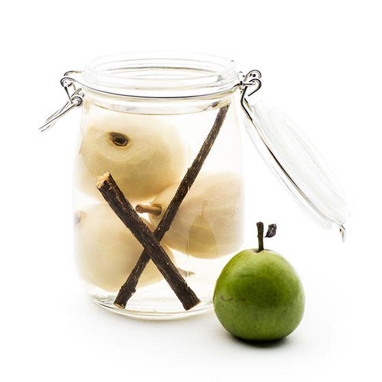 Syltede pærer