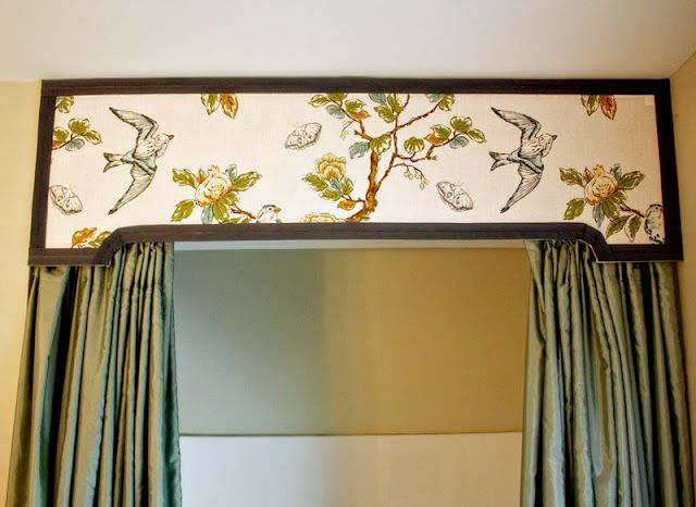 Gus Lula Shower Curtain Cornice Tutorial Another Tip To Go Along With This Use 2 Curtains Instead Of One Give A More Elegant Look