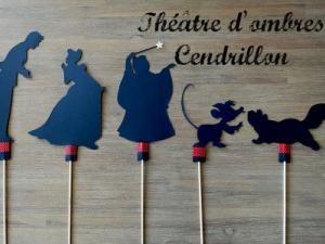 Théâtre d'ombres Cendrillon: DIY inside • Hellocoton.fr
