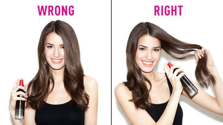 4 Möglichkeiten, wie Sie Ihre Haarprodukte falsch anwenden und wie Sie dies korrigieren könne…