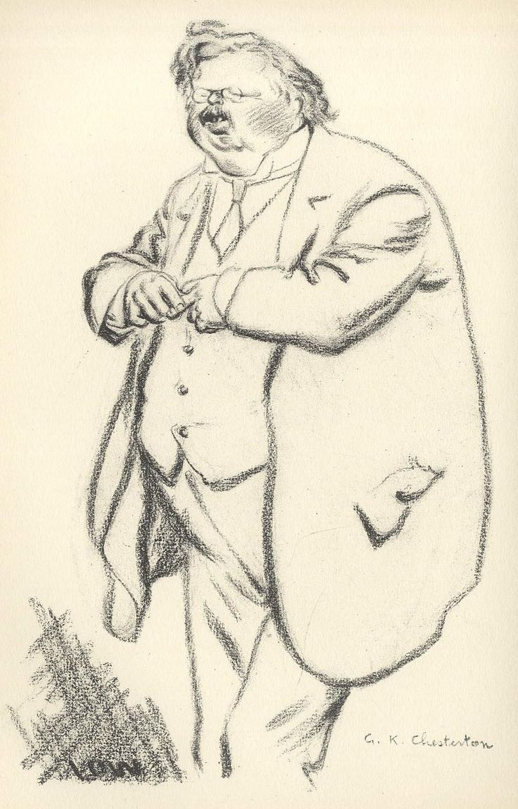 best g k chesterton caricatures portraits images on  gk chesterton essays g chesterton on atheism skepticism secularism etc