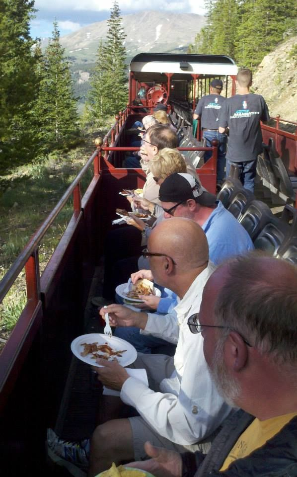 I have been to 6 out of the 9. D&SNGR is #1, then Georgetown, Cumbers & Toltec, Royal Gorge, Railroad Museum, Cog Railway.