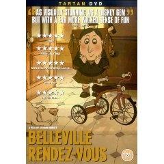 Belleville Rendez-Vous [2003] [DVD]  Michèle Caucheteux (Actor), Jean-Claude Donda (Actor), Sylvain Chomet (Director)