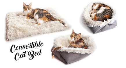 Luxe Cat Mat Bed Cats Catbed Catmat Hauspanther