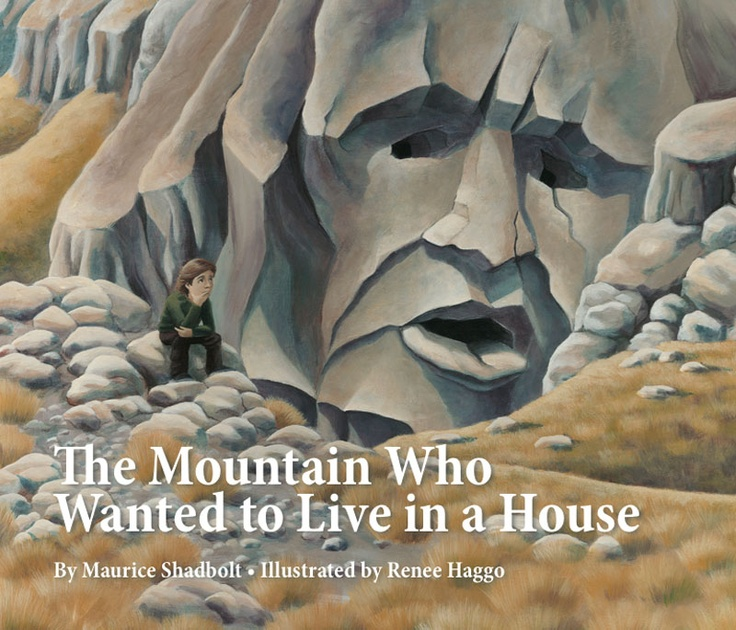 The Mountain Who Wanted to Live in a House