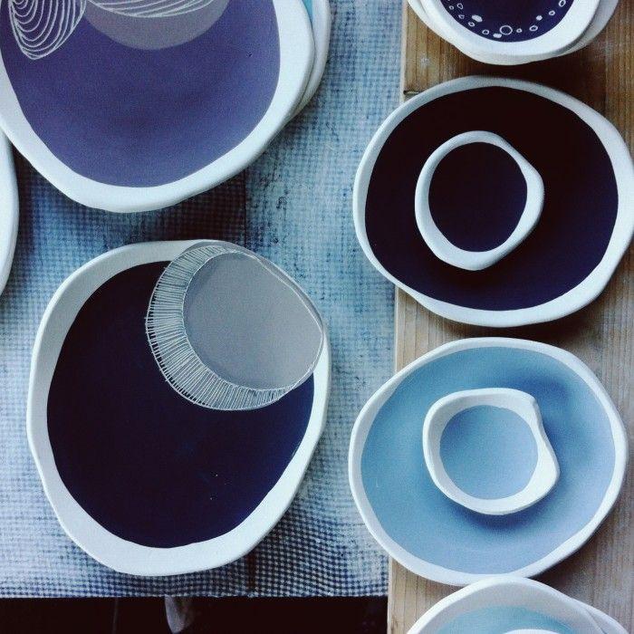 Kim Wallace ceramics ~ new range