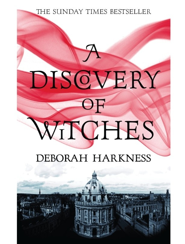 A Discovery of Witches by Deborah Harkness. If you like Twilight you'll love this gripping mystery about vampires and witches set in Oxford...