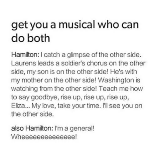 Get you a musical who can do both