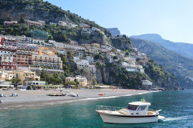 CAMINHOS: Primavera na Costa Amalfitana