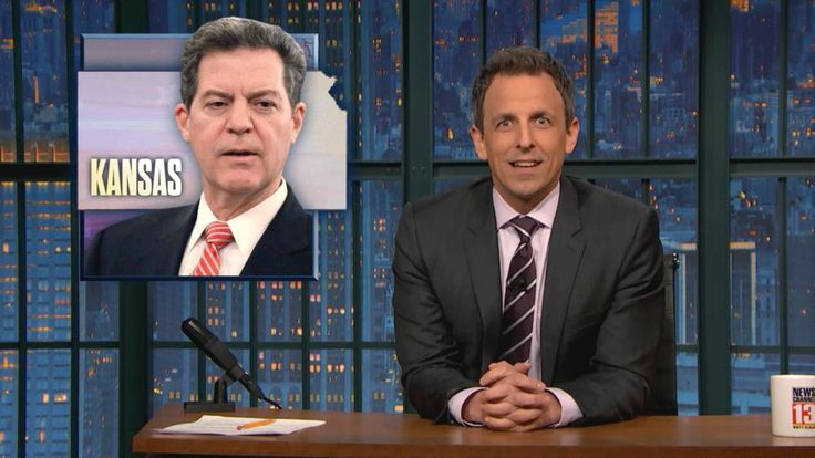 'Late Night:' A Closer Look at Kansas Tax Cuts