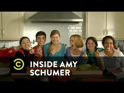 Inside Amy Schumer - Finger Blasters - YouTube