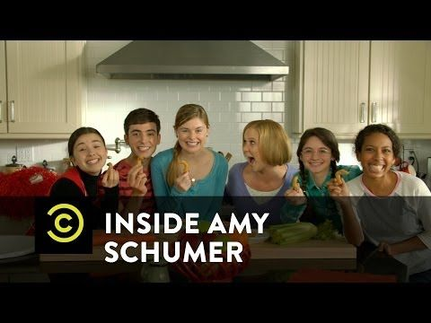 Inside Amy Schumer - Finger Blasters - YouTube