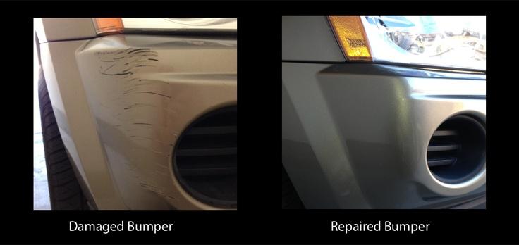 Fixed Bumper April 2013