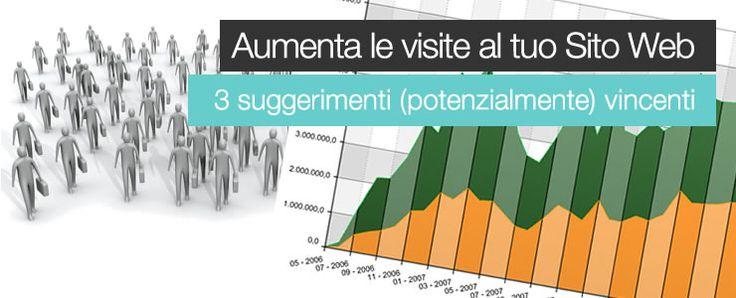 Aumentare le visite al tuo Sito eCommerce - Giuseppe Distefano