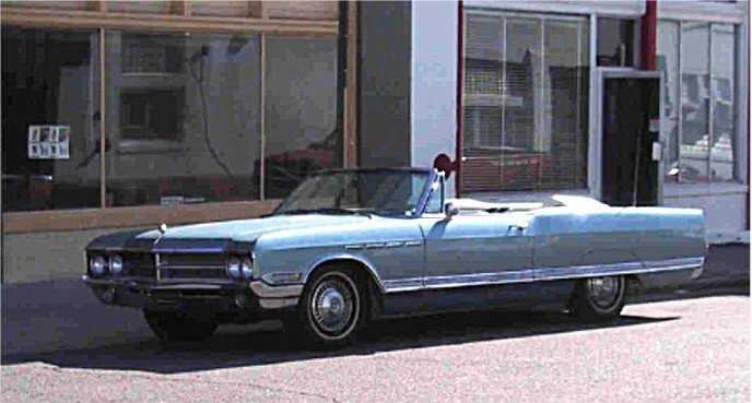 My 65 Buick Electra 225 An All Original Deuce And A