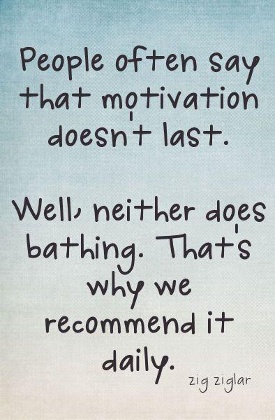 motivationRemember This, Inspiration, Get Motivation, Motivation Quotes, Zigziglar, Daily Motivation, Zig Ziglar, Fit Motivation, Stay Motivation