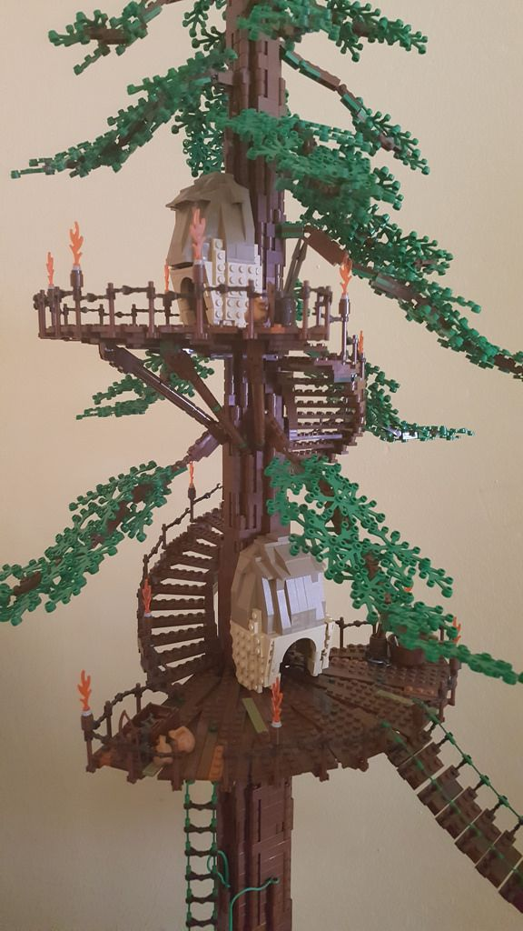 Lego endor project in progress. Please leave a comment with your opinion and tips how i can make it better :) http://www.flickr.com/photos/142715346@N08/28415675770/