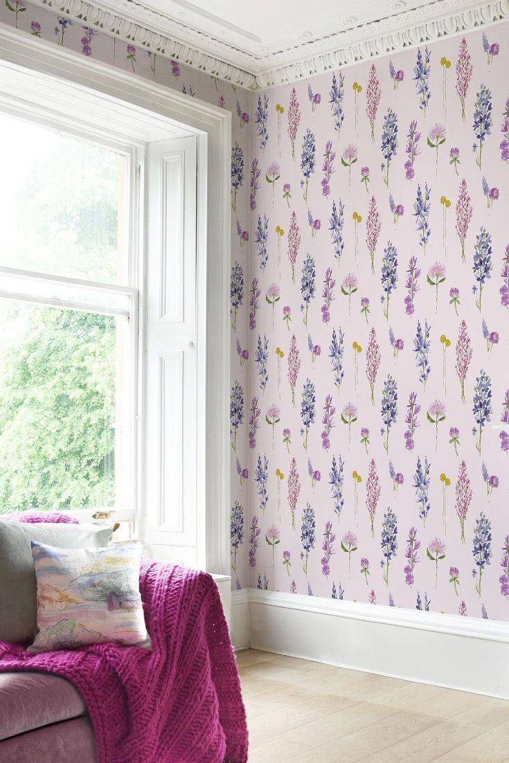25 Best Purple Wallpapers Images On Pinterest Wallpaper Designs