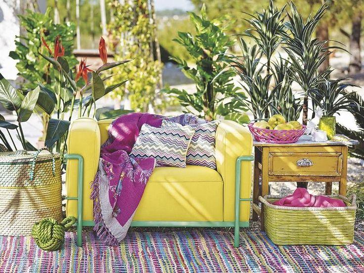 #Muebles con #color