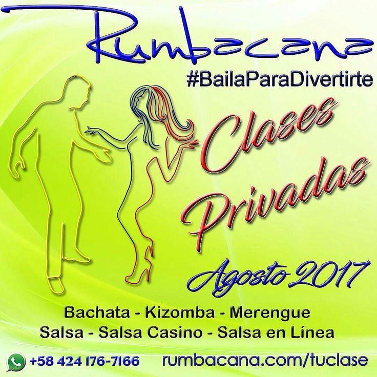 Rumbacana #BailaParaDivertirte Clases Privadas #agosto #2017 #Caracas #Guarenas #Guatire #Academia #Baile #Bailar #Dance #Dancing #Bachata #Kizomba #Merengue #Salsa #SalsaCasino #SalsaEnLinea #Salsada