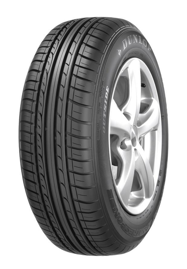 Neumáticos DUNLOP.  Ejemplo modelo DUNLOP SP_Sport_FastResponse http://www.aurgi.com/index.php/productos-y-servicios/28-productos-y-servicios/1-neumaticos